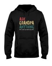 ASK GRANDPA ANYTHING Hooded Sweatshirt thumbnail