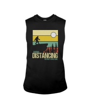 SOCIAL DISTANCING BEFORE IT WAS COOL Sleeveless Tee thumbnail
