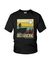 SOCIAL DISTANCING BEFORE IT WAS COOL Youth T-Shirt thumbnail
