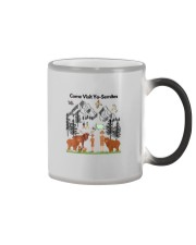 COME VISIT YO-SEMITE Color Changing Mug thumbnail