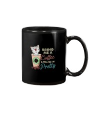 BRING ME COFFEE CAT Mug thumbnail