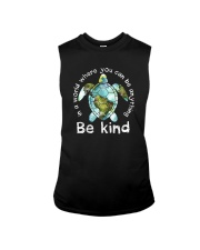 BE KIND TURTLE Sleeveless Tee thumbnail