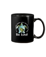 BE KIND TURTLE Mug thumbnail