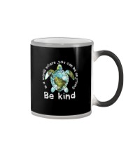 BE KIND TURTLE Color Changing Mug thumbnail