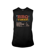 BBQ TIMER RARE MEDIUM WELL Sleeveless Tee thumbnail