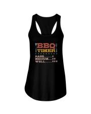 BBQ TIMER RARE MEDIUM WELL Ladies Flowy Tank thumbnail