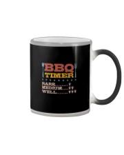 BBQ TIMER RARE MEDIUM WELL Color Changing Mug thumbnail