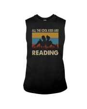 ALL THE COOL KIDS ARE READING Sleeveless Tee thumbnail