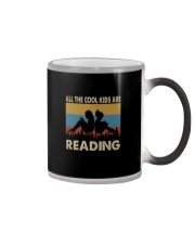 ALL THE COOL KIDS ARE READING Color Changing Mug thumbnail