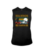 SOCIAL DISTANCING CHAMPION VINTAGE Sleeveless Tee thumbnail