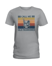 CALL ME OLD FASHIONED Ladies T-Shirt thumbnail