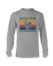 CALL ME OLD FASHIONED Long Sleeve Tee thumbnail