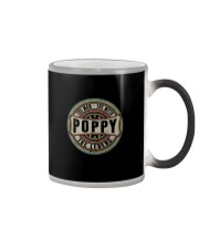 Poppy the man the myth the legend Color Changing Mug thumbnail