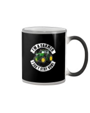 I'M A FARMER I CAN'T SSTAY HOME Color Changing Mug thumbnail