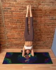 LOVELY DRAGON Yoga Mat 70x24 (horizontal) aos-yoga-mat-lifestyle-20