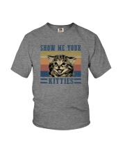 SHOW ME YOUR KITTIES Youth T-Shirt thumbnail