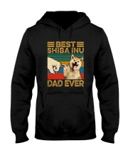 BEST Shiba Inu DAD EVER Hooded Sweatshirt thumbnail