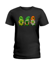 GNOMES SAINT PATRICK'S DAY Ladies T-Shirt thumbnail