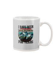 I HAVE BEEN SOCIAL DISTANCING FOR YEARS HIKING Mug thumbnail