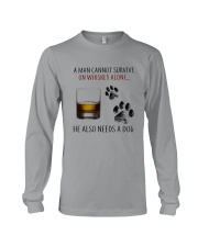 whiskey dog Long Sleeve Tee thumbnail