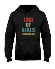 DAD OF GIRLS Hooded Sweatshirt thumbnail