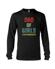 DAD OF GIRLS Long Sleeve Tee thumbnail