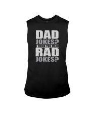 THINK YOU MEAN RAD JOKES Sleeveless Tee thumbnail