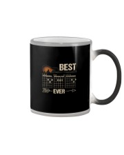 BEST GUITAR MUSIC NOTE DAD EVER 2 Color Changing Mug thumbnail