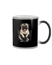PUG IN POCKET Color Changing Mug tile
