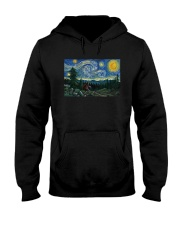 BIGFOOT STARRY NIGHT Hooded Sweatshirt thumbnail