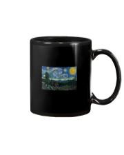 BIGFOOT STARRY NIGHT Mug thumbnail