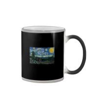 BIGFOOT STARRY NIGHT Color Changing Mug thumbnail
