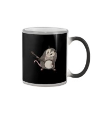 OPOSSUM BANJO Color Changing Mug tile