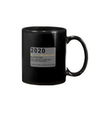 2020 VERY BAD AWFUL Mug thumbnail