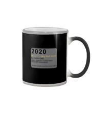 2020 VERY BAD AWFUL Color Changing Mug thumbnail