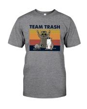 TEAM TRASH VINTAGE Classic T-Shirt front