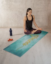 Namaste Yoga Mat 70x24 (horizontal) aos-yoga-mat-lifestyle-18