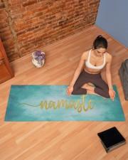 Namaste Yoga Mat 70x24 (horizontal) aos-yoga-mat-lifestyle-19