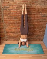 Namaste Yoga Mat 70x24 (horizontal) aos-yoga-mat-lifestyle-20