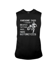 AWESOME DADS RIDE MOTORCYCLES Sleeveless Tee thumbnail