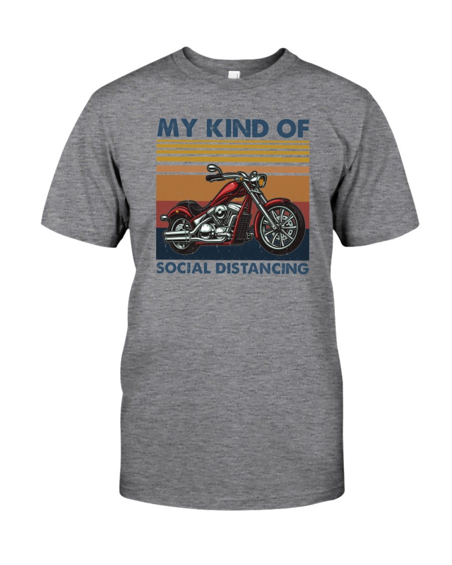 MY KIND OF SOCIAL DISTANCING Classic T-Shirt