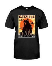 KING OF THE CATS Classic T-Shirt front