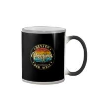 BESTER PAPA DER WELT Color Changing Mug thumbnail