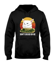 DON'T COUGH ON ME VINTAGE Hooded Sweatshirt thumbnail