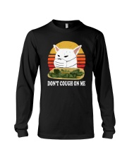 DON'T COUGH ON ME VINTAGE Long Sleeve Tee thumbnail