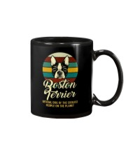 official dog boston terrier Mug thumbnail