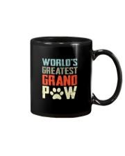 WORLD GREATEST GRAND PAW Mug thumbnail