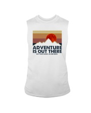 ADVENTURE IS OUT THERE Sleeveless Tee tile
