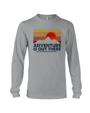 ADVENTURE IS OUT THERE Long Sleeve Tee thumbnail