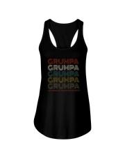 GRUMPA GRUMPA GRUMPIER Ladies Flowy Tank thumbnail